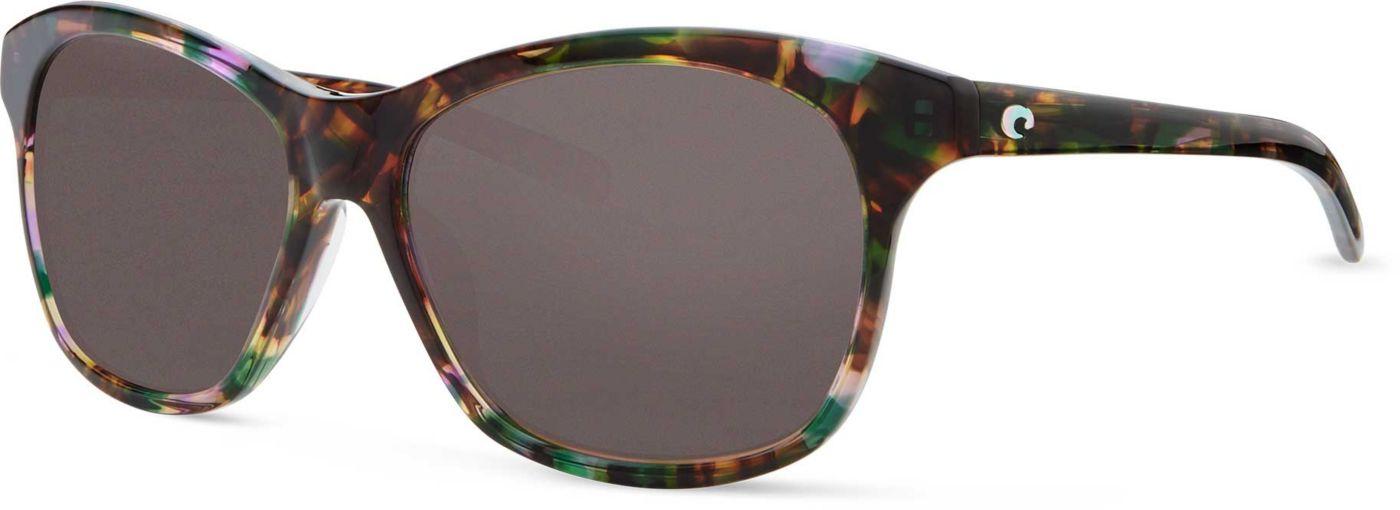 Costa Del Mar Women's Sarasota 580G Polarized Sunglasses