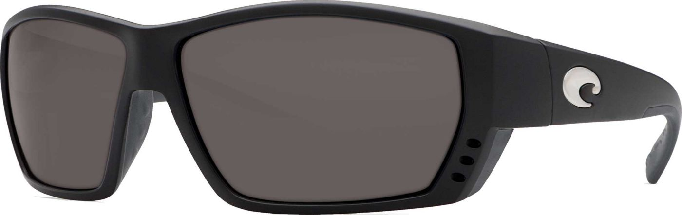 Costa Del Mar Men's Tuna Alley 580G Polarized Sunglasses
