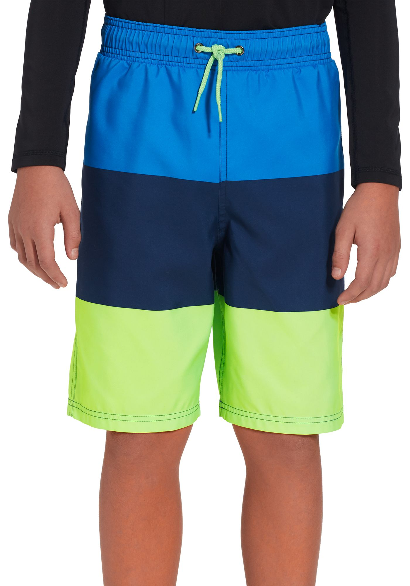 DSG Boys' Blake Swim Trunks