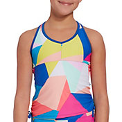 DSG Girls' Elite Athletic Racerback Tankini
