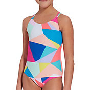 DSG Girls' Racerback MVP Swimsuit