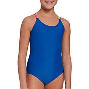 DSG Girls' Racerback MVP Swimsuit