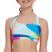 DSG Girls' Crossback In Shape Bikini Top