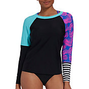 DSG Women's Melanie Long Sleeve Rash Guard