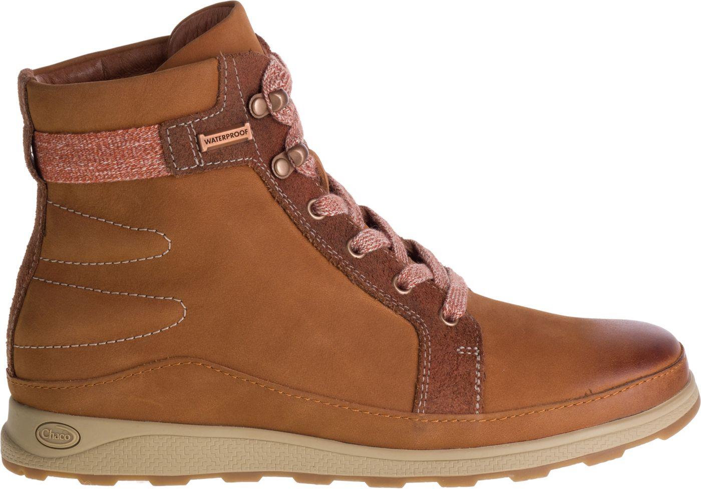 Chaco Women's Sierra Waterproof Casual Boots
