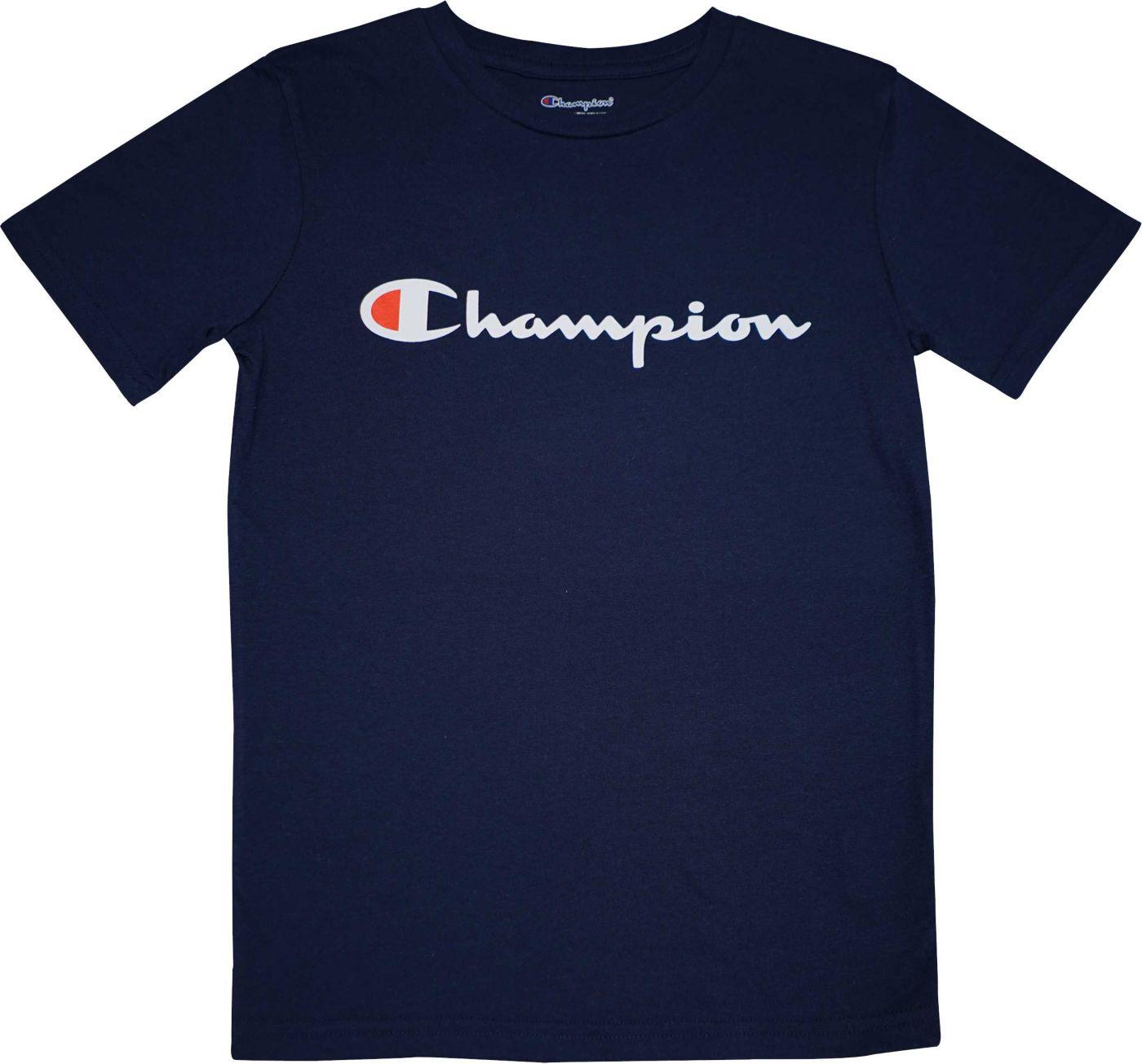 Champion Boys' Heritage Graphic Tee