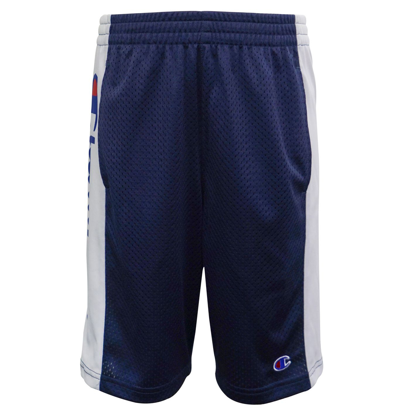 Champion Boys' Mesh Script Shorts