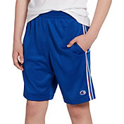 Champion Boys' Taped Mesh Shorts