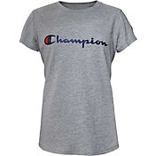 Champion Girls' Heritage Graphic Tee