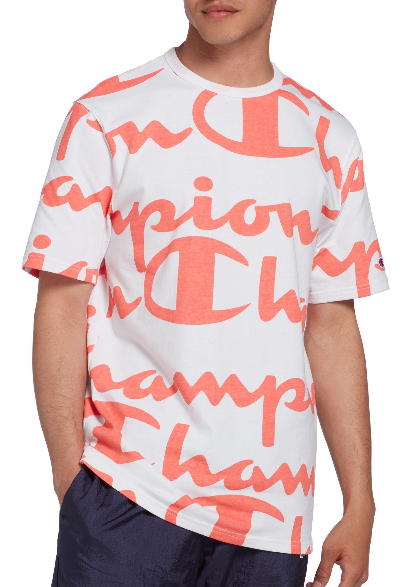 Champion Life Men's Heritage Allover Print Tee