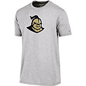 Champion Men's UCF Knights Grey Crew Performance T-Shirt