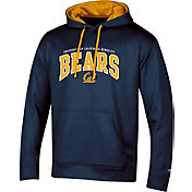 Champion Men's Cal Golden Bears Blue Pullover Hoodie
