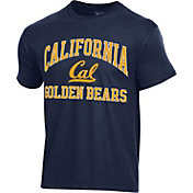 Champion Men's Cal Golden Bears Blue Ring Spun T-Shirt