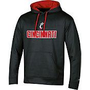 Champion Men's Cincinnati Bearcats Pullover Black Hoodie