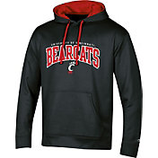 Champion Men's Cincinnati Bearcats Double Possession Pullover Black Hoodie