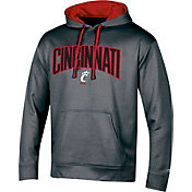 Champion Men's Cincinnati Bearcats Grey Double Possession Pullover Hoodie