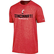 Champion Men's Cincinnati Bearcars Red Crew Performance T-Shirt