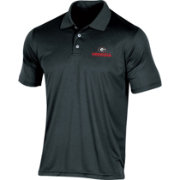 Champion Men's Georgia Bulldogs Performance Black Polo