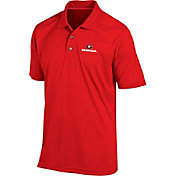 Champion Men's Georgia Bulldogs Red Performance Polo