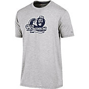 Champion Men's Old Dominion Monarchs Grey Crew Performance T-Shirt