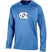 Champion Men's North Carolina Tar Heels Carolina Blue Long Sleeve T-Shirt