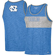 Champion Men's North Carolina Tar Heels Carolina Blue In The Paint Tank Top