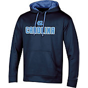 Champion Men's North Carolina Tar Heels Navy Pullover Hoodie