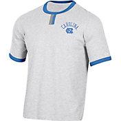 Champion Men's North Carolina Tar Heels Crew Performance White T-Shirt
