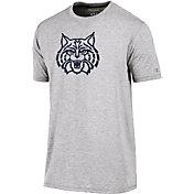 Champion Men's Arizona Wildcats Grey Crew Performance T-Shirt