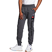 Champion Men's Powerblend Leg Script Joggers