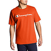 Champion Men's Script Jersey Graphic Tee (Regular and Big & Tall)