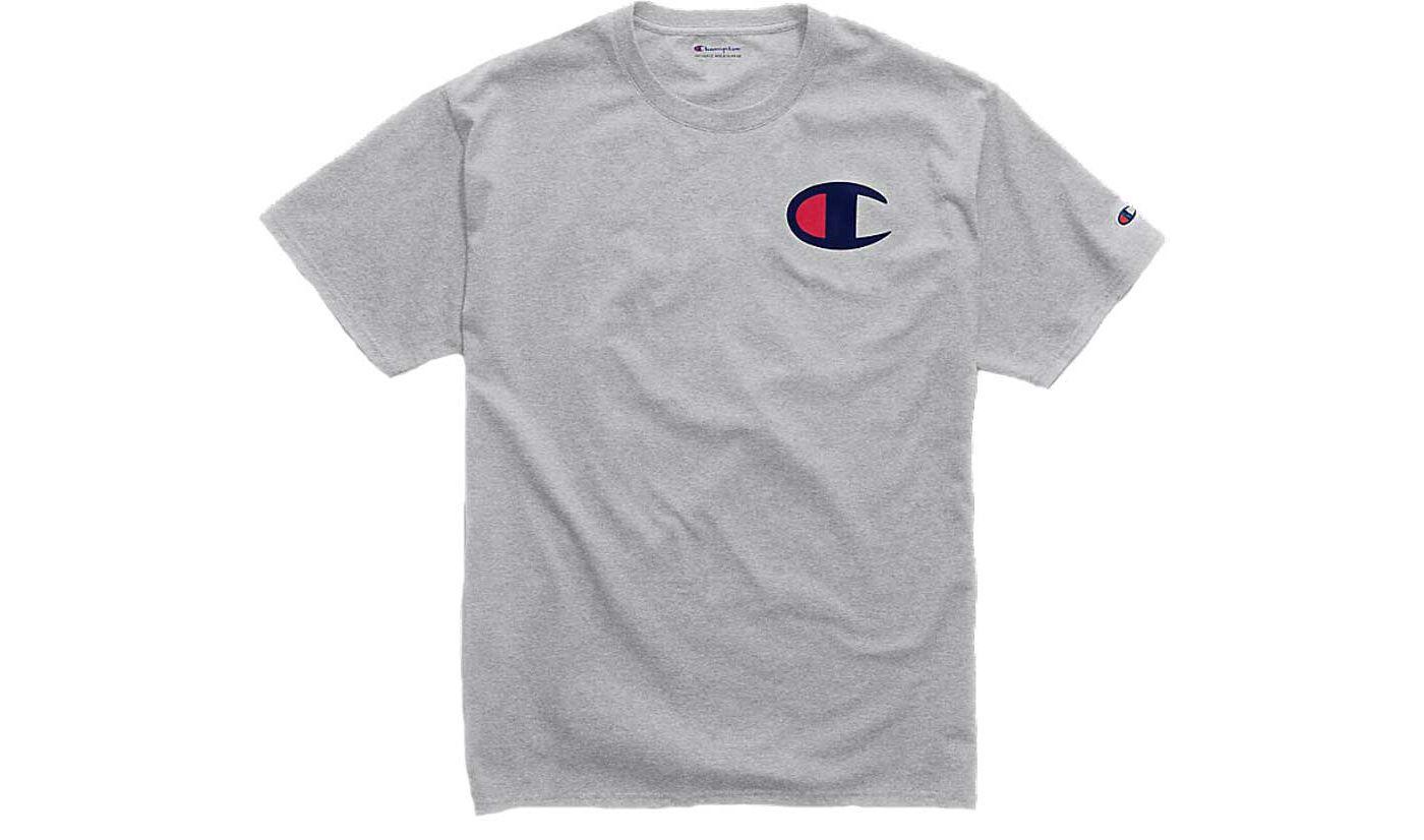 Champion Men's Big C Graphic T-Shirt