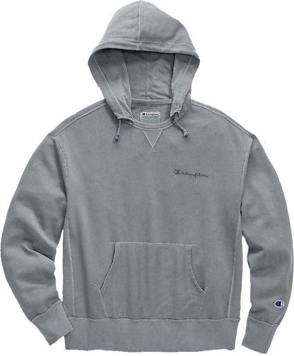 ff1d9bc3c1b Champion Men s Vintage Dye Hooded Fleece Pullover. noImageFound