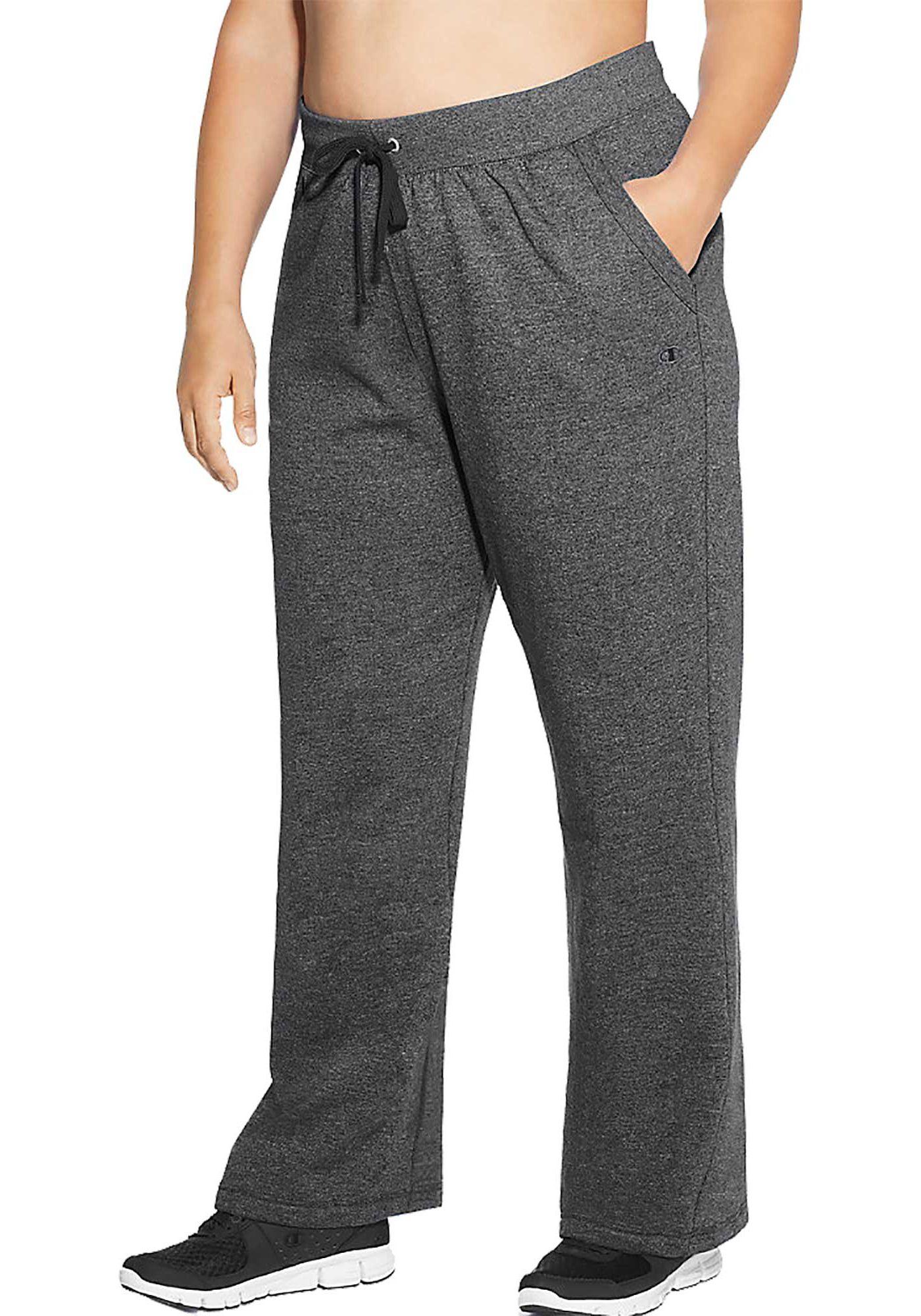 Champion Women's Plus Size Powerblend Sweatpants