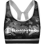 Champion Women's The Authentic Printed Sports Bra