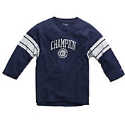 Champion Women's Heritage Football ¾ Length Sleeve Shirt