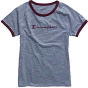 Champion Women's Heritage Ringer T-Shirt