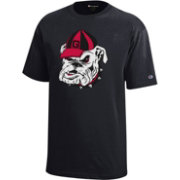 Champion Youth Georgia Bulldogs Black T-Shirt