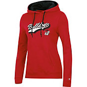 Champion Women's Georgia Bulldogs Red Pullover Hoodie