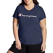 Champion Women's Plus Jersey Graphic T-Shirt