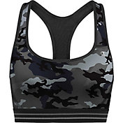 Champion Women's The Absolute Workout Printed Sports Bra