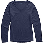 Champion Women's Authentic Wash Long Sleeve T-Shirt