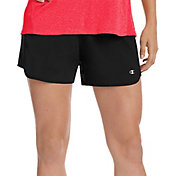 Champion Women's Woven Train Shorts