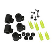 Cajun Archery Bowfishing Arrow Safety Slide Kit – 5 Pack