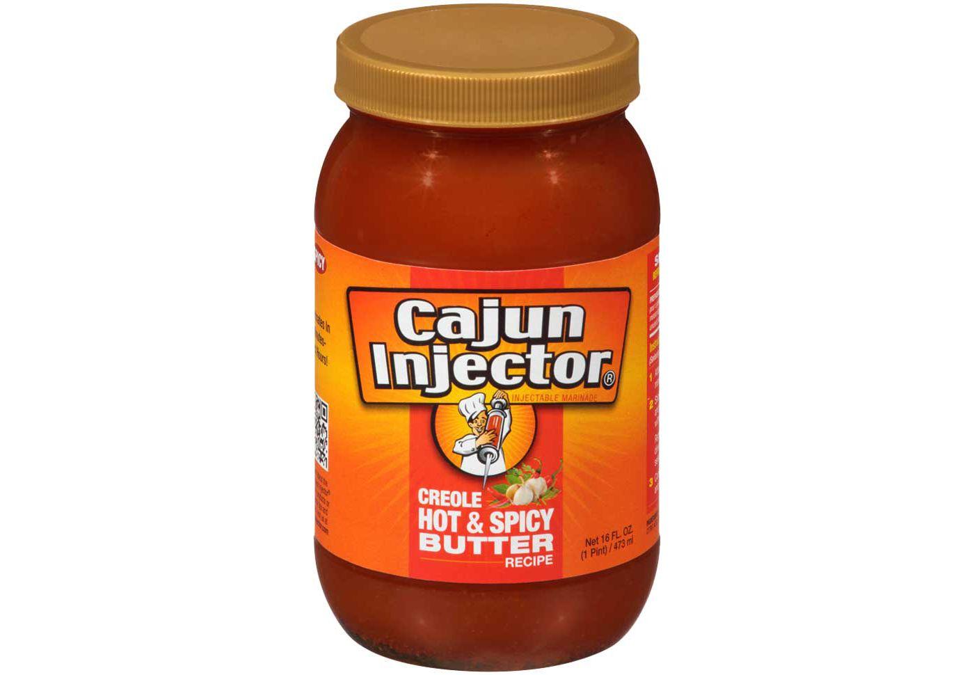 Cajun Injector Hot N' Spicy Butter Marinade