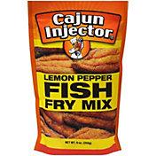 Cajun Injector Lemon Pepper Fish Fry Mix