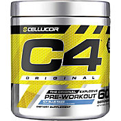 Cellucor C4 Extreme Pre-Workout Blue Raspberry 60 Servings