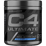 Cellucor C4 Ultimate Pre-Workout Icy Blue Razz 20 Servings
