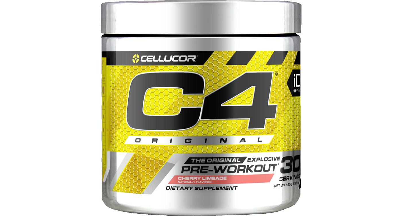 Cellucor C4 Original V2 Pre-Workout Cherry Limeade 30 Servings