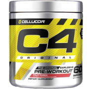 Cellucor C4 Original V2 Pre-Workout Fruit Punch 60 Servings